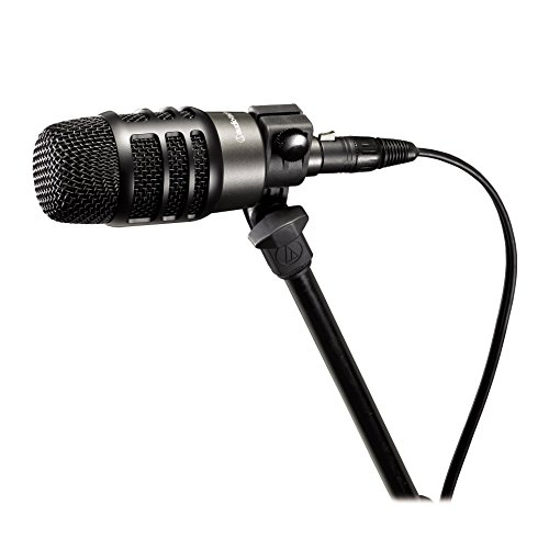 Dynamic Dual Element Instrument Microphone - Audio-Technica ATM250DE Dual-Element Instrument Microphone
