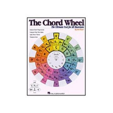 Hal Leonard Sam Ash Chord Wheel by Hal Leonard