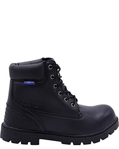 Goodyear Mens Maverick Steel Toe Boots,Black,11 -