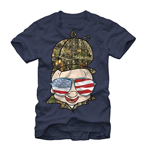 looney-tunes-elmer-nation-mens-tee-shirt
