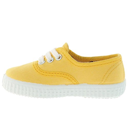 victoria - Zapatillas Unisex adulto Yellow ( Amarillo )