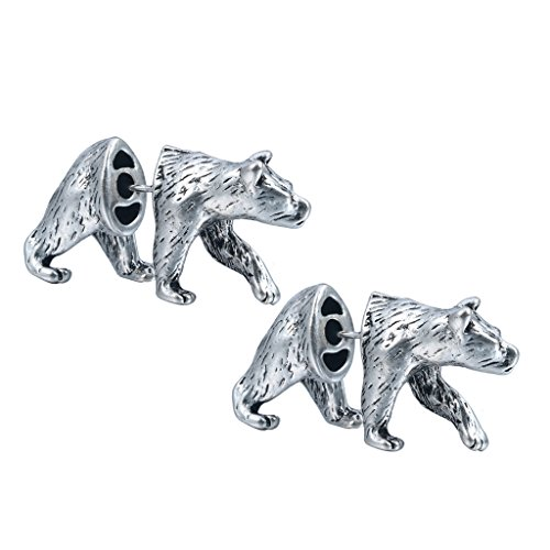 bear earrings - 1