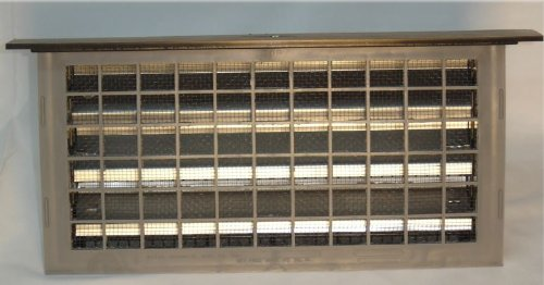 Witten Automatic Vnt. 304LGR Automatic Foundation Ventilator (Foundation Ventilator)
