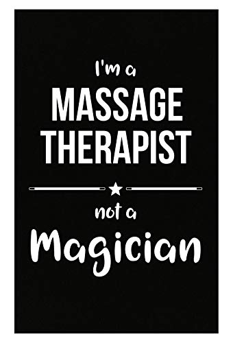 I'm A Massage Therapist Not A Magician Gift - Poster