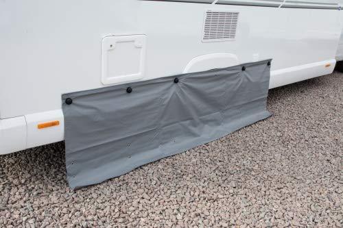Kampa Dual Fix Draught Skirt 330cm 8 Limpets