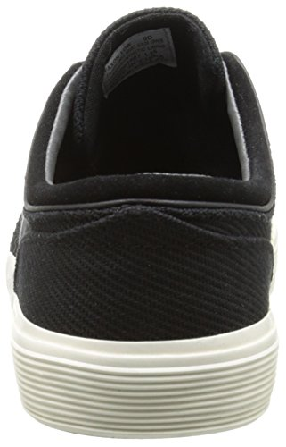 Polo Ralph Lauren Heren Faxon Lage Rubberen Mode Sneaker Polo Zwart
