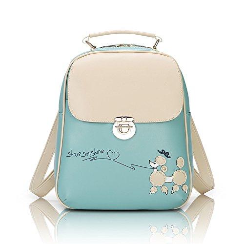 Jolie en bandoulière petit MSZYZ sac dos sac l'été pour color Picture et avec fille à sac zAAwvd