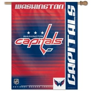 Washington Capitals 27''x37'' Banner by WinCraft