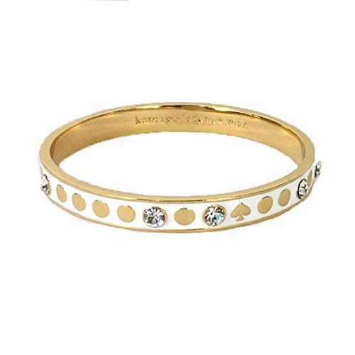 Kate Spade Spot The Spade Bangle Bracelet, -