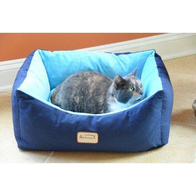 Amazon.com: Gato Cama en color azul marino y el cielo azul ...