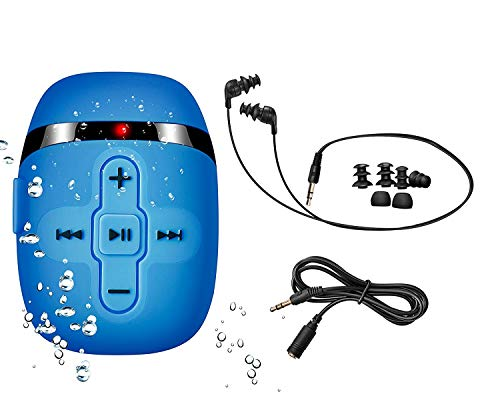 Best Waterproof Players - Waterproof MP3 Player for Swimming and