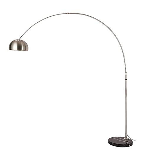 Lámpara de Arco de LED con el Interruptor de pie, Cabeza de la ...