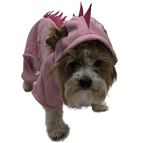 Midlee Dragon Dog Costume (14
