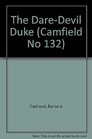 book cover of The Dare-Devil Duke