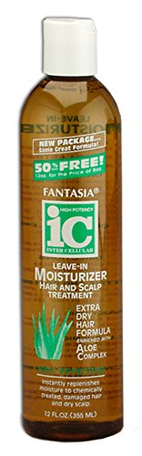 Fantasia Leave In Moisturizer, 12 Ounce