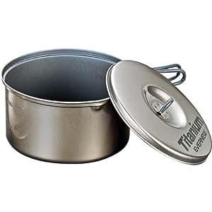 Amazon.com: Evernew Titanium - Juego de ollas antiadherentes ...