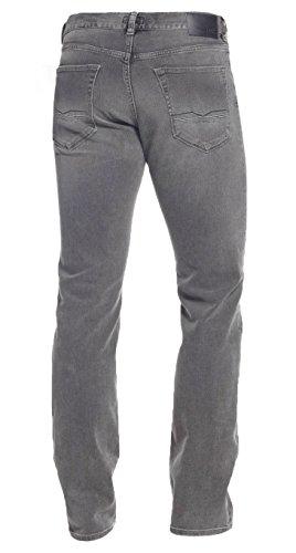 HUGO BOSS Black Herren Jeans Regular Fit | Maine 50278111
