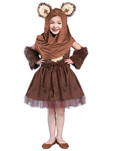 Girls Star Wars Wicket Dress Costume - S for $<!--$44.99-->