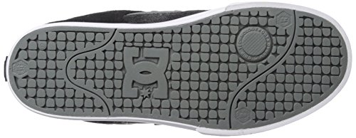 DC Shoes PURE SE SHOE D0301024, Herren Sneaker Black Destroy Wash
