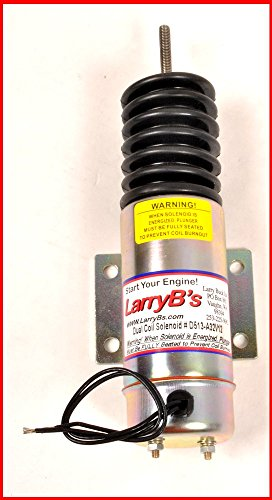 Trombetta Replacement Solenoid D513-A32V12 2001-12E2U1 Internally Switched Dual Coil 12 Volt 2 Wire by LarryB's