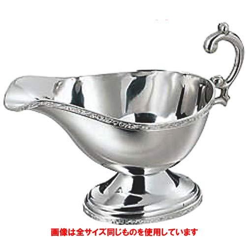SW 18-8モンテリーソースポット 小 [ 200cc ] 【 テーブルウェア 】 【 飲食店 レストラン ホテル カフェ 業務用 】   B07G46SB62