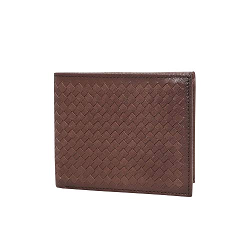 TITAN Brown Leather Men #39;s Wallet  TW223LM1BR