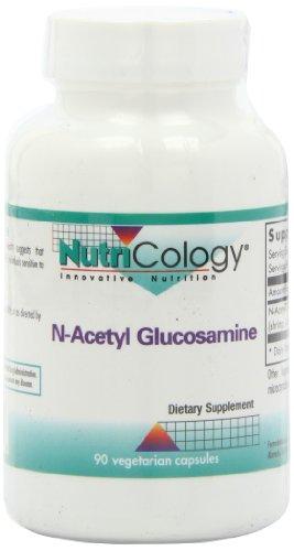 (Nutricology N-acetyl Glucosamine (NAG), Vegicaps, 90-Count)