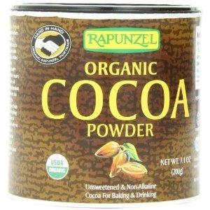 Rapunzel USA Organic Cocoa Powder, 7.1 Ounce -- 6 per case.