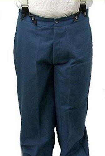 Military Uniform Supply Civil War U.S.Sky Blue Mounted Trousers (38 - Artillery Civil War Uniforms