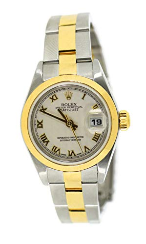 Rolex Datejust Automatic-self-Wind Female Watch 79163 (Certified Pre-Owned)