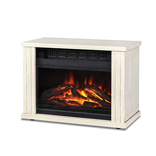 Cheap Liu Weiqin Fireplace - Home Small Electric Heater 220V / 50Hz / 5.8kg / Power 1500W Simulation Flame 343x170 250mm Black Friday & Cyber Monday 2019