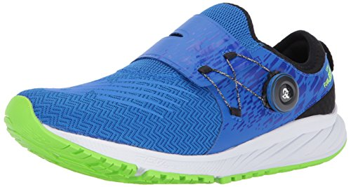 New Balance Men FuelCore Sonic Track and Field Shoes Multicolour (Vivid Cobalt/Black)