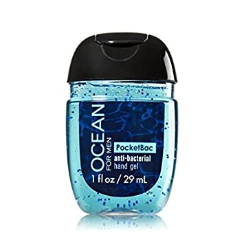 amazon com bath body works pocketbac hand sanitizer gel ocean