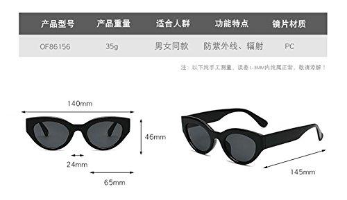 en métallique lunettes de polarisées style soleil retro rond du Rouge Film cercle vintage Lennon inspirées BHBnSP1