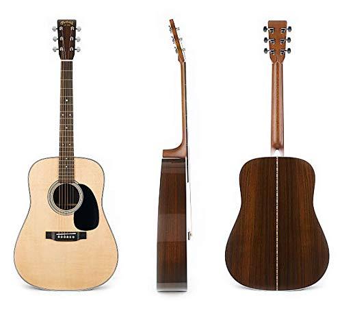 - Martin Standard Series D-28 Dreadnought Acoustic Guitar Natural