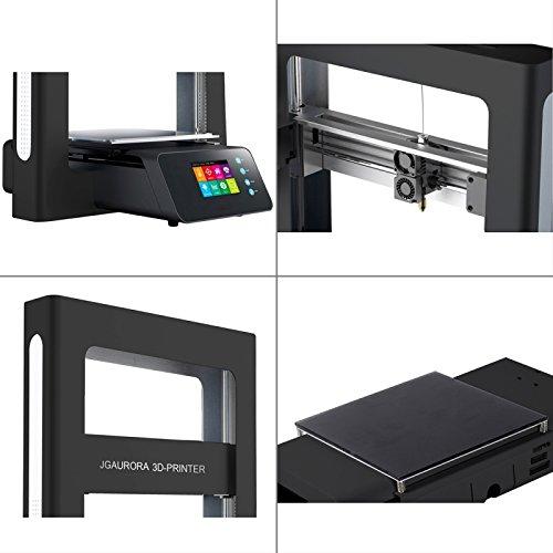 JGAURORA A5 Desktop High Precision Metal Plate Frame Three 3D ...
