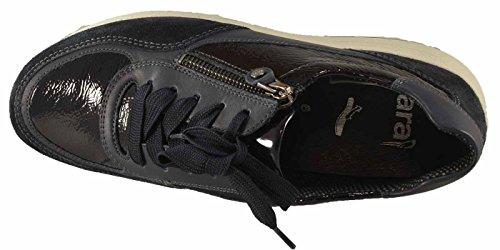 ara Helsinki Damen Sneakers Blau