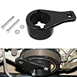 Yoursme for Lexus and Toyota Harmonic Damper Pulley Holder Crankshaft Crank Holding Tool with Crank Bolts