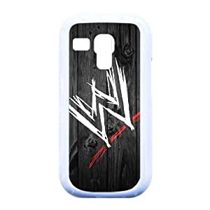 WWE For Samsung Galaxy S3 Mini i8190 Whie Cell Phone Case Cover 14B8U1203098