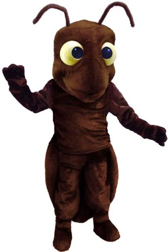 [Cockroach Lightweight Mascot Costume] (Cockroach Costumes)
