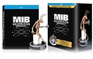 Men in Black Trilogy: Limited Edition Collector's Set + Figurine / Hommes En Noir 3: Edition Limitee Collector + Figurine (Bilingual) [Blu-ray]