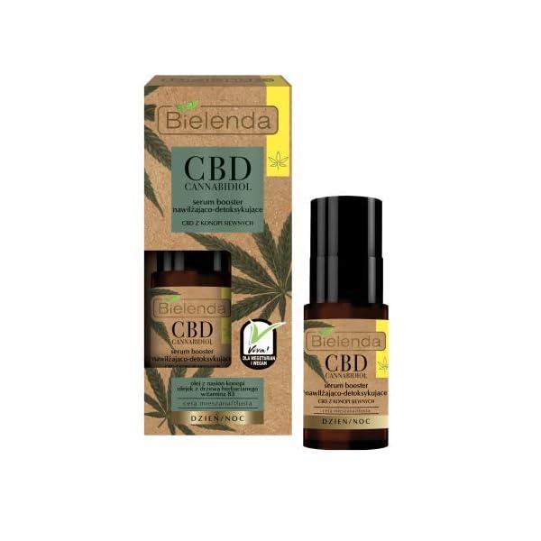 Bielenda CBD Cannabidiol Face Cleanising Oil