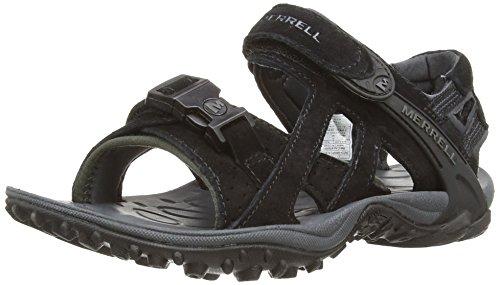 de mujer zapatillas Merrell negro negro Kahuna impermeables III cuero xwIZaS7Oq