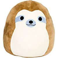 Kellytoy Squishmallow 8 Inch Simon the Sloth Super Soft...