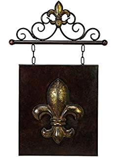 Deco 79 Metal Wall Decor, 15 Inch Part 18