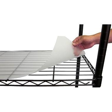 TRINITY TBF-LINERS01-3614 Shelf Liners (4 Pack), 36  x 14