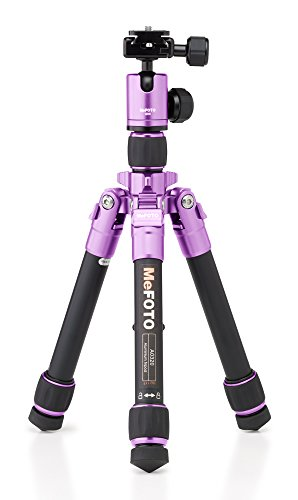 MeFOTO Classic Aluminum Daytrip Travel Tripod Kit