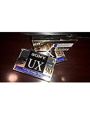 Sony UX Type II 90 Minute Audio Cassette Tape