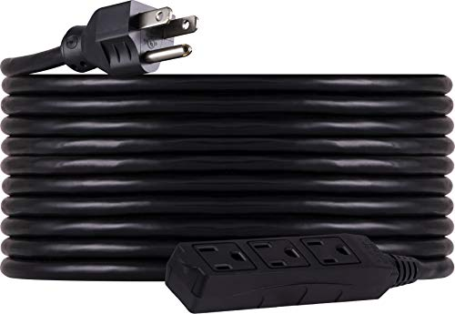 outdoor extension cord 25 ft - 2