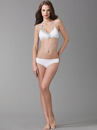 (Gifts Delight Laminated 24x32 Poster: Lingerie Model - Melanie Capitte for for Saks Fifth Avenue Lingerie LookBook 2011 Photo Shoot 170325)